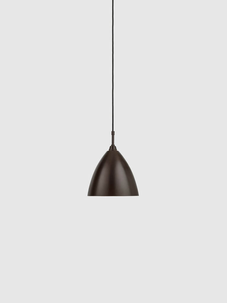 Bestlite BL9 Pendant – Black Brass Base – Black Brass Finish – Medium