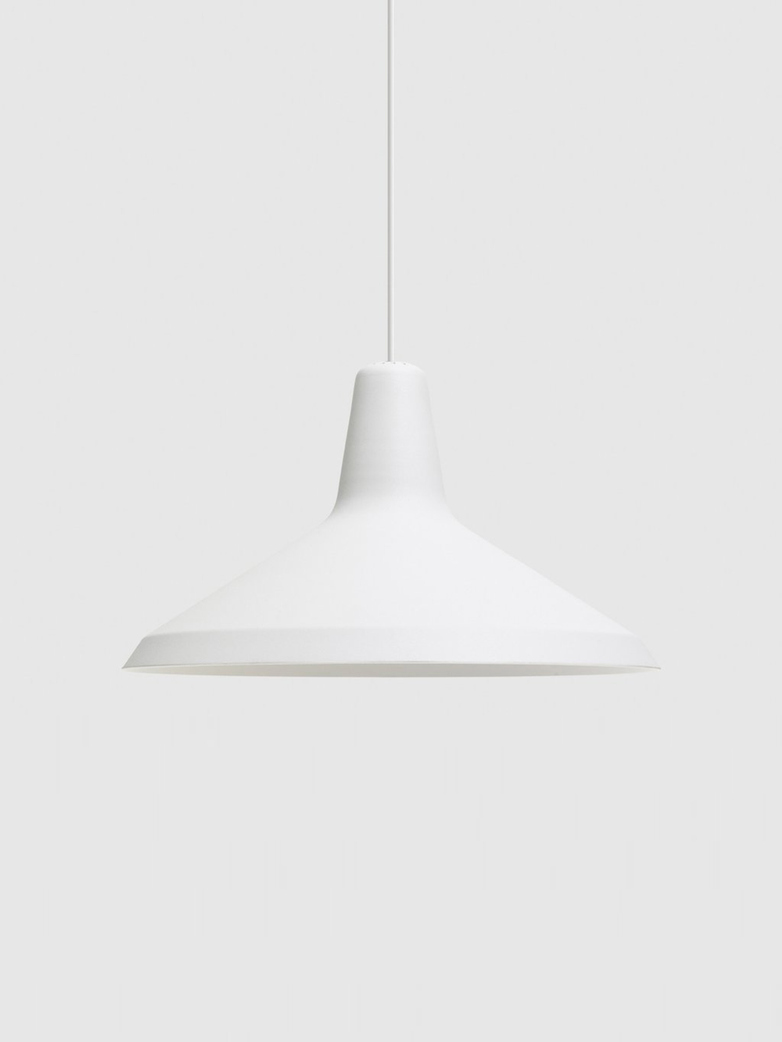 G-10 Pendant – White Rough
