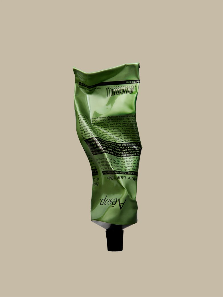 Geranium Leaf Body Balm