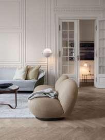 Multi-Lite Floor Lamp – Chrome Base – White