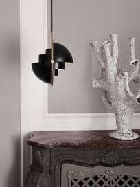 Multi-Lite - Pendant - Brass Base - Shiny Brass