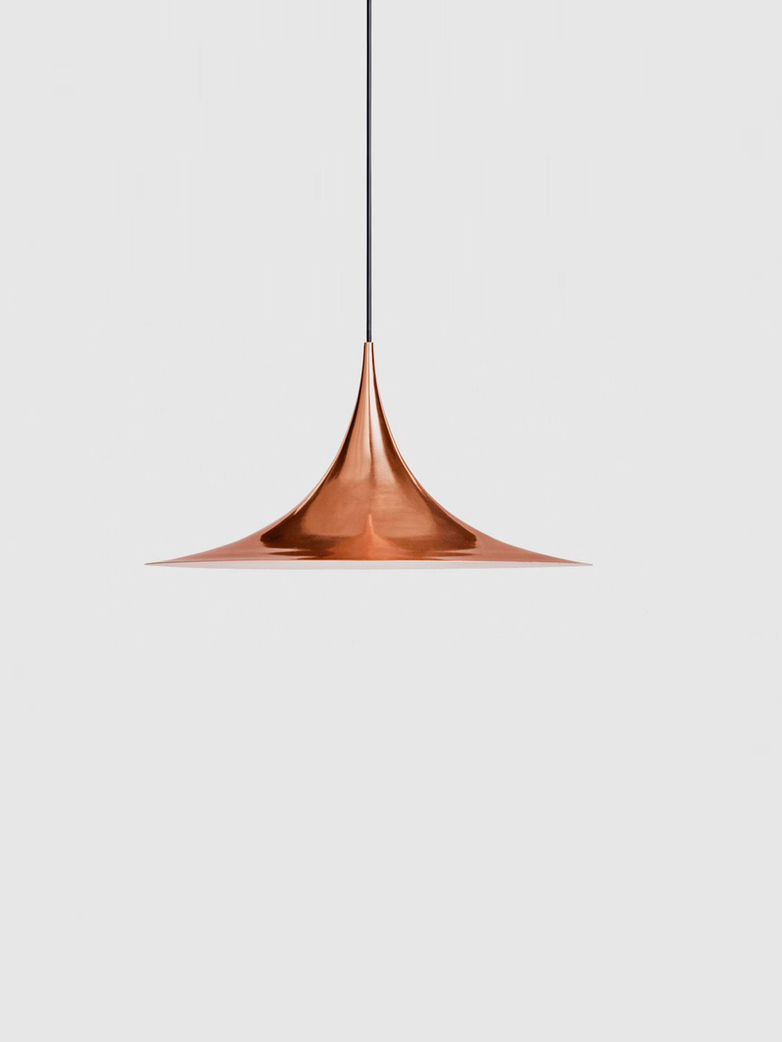 Semi Pendant – Copper – Medium