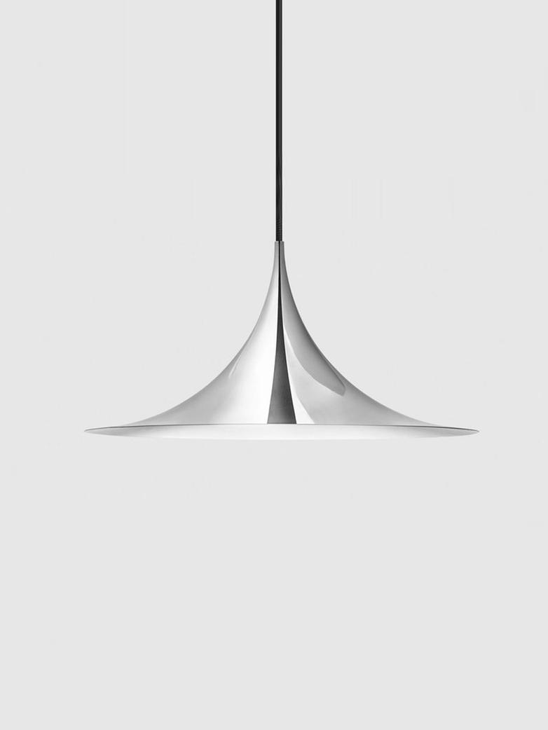 Semi Pendant – Chrome – Large