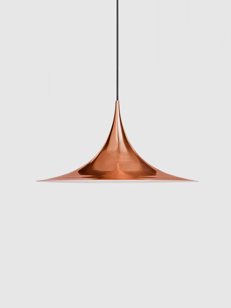 Semi Pendant – Copper – Large