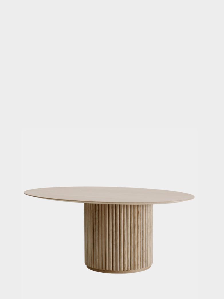 Palais Oval Sofa Table