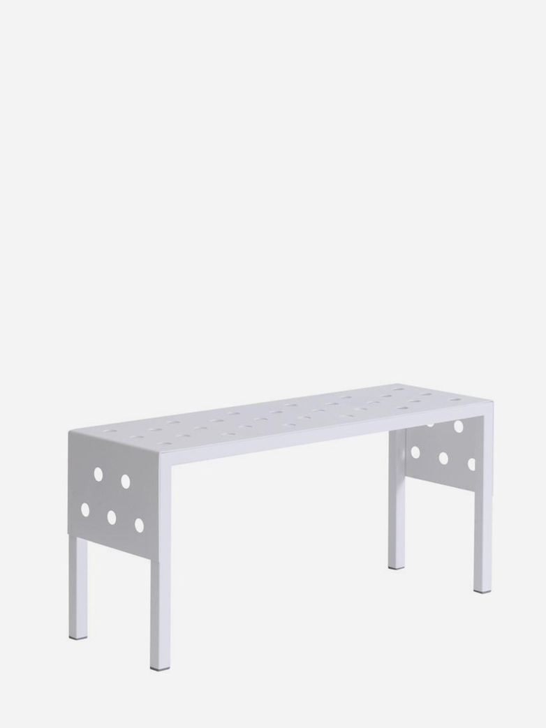 Air Bench – White