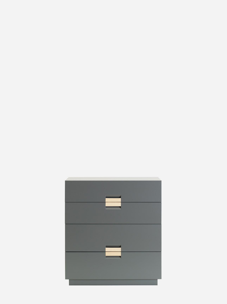 Frame Drawer Medium – Storm Grey