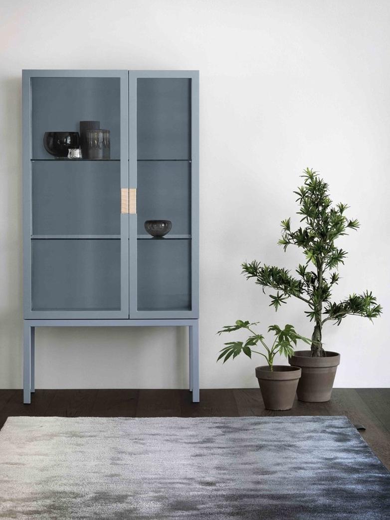 Frame Cabinet – Nordic Blue