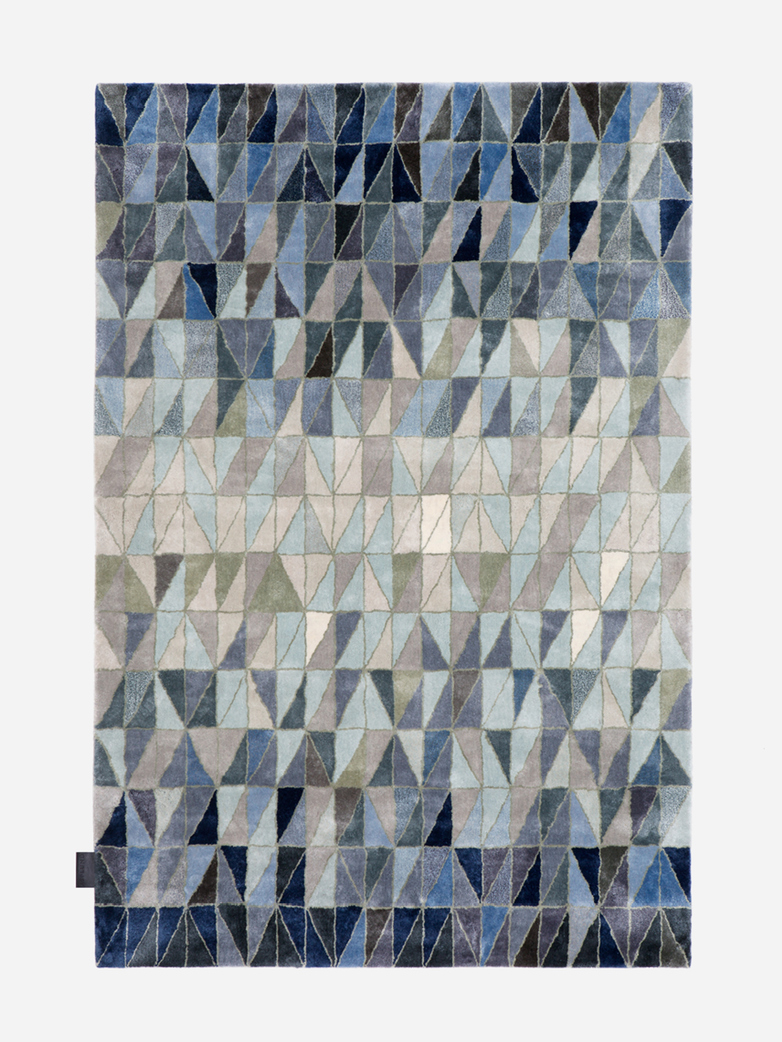 Wedge Carpet Blue Shades – 160 x 240