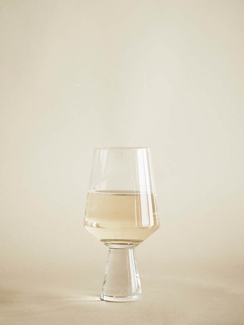 Cone Wine Glass