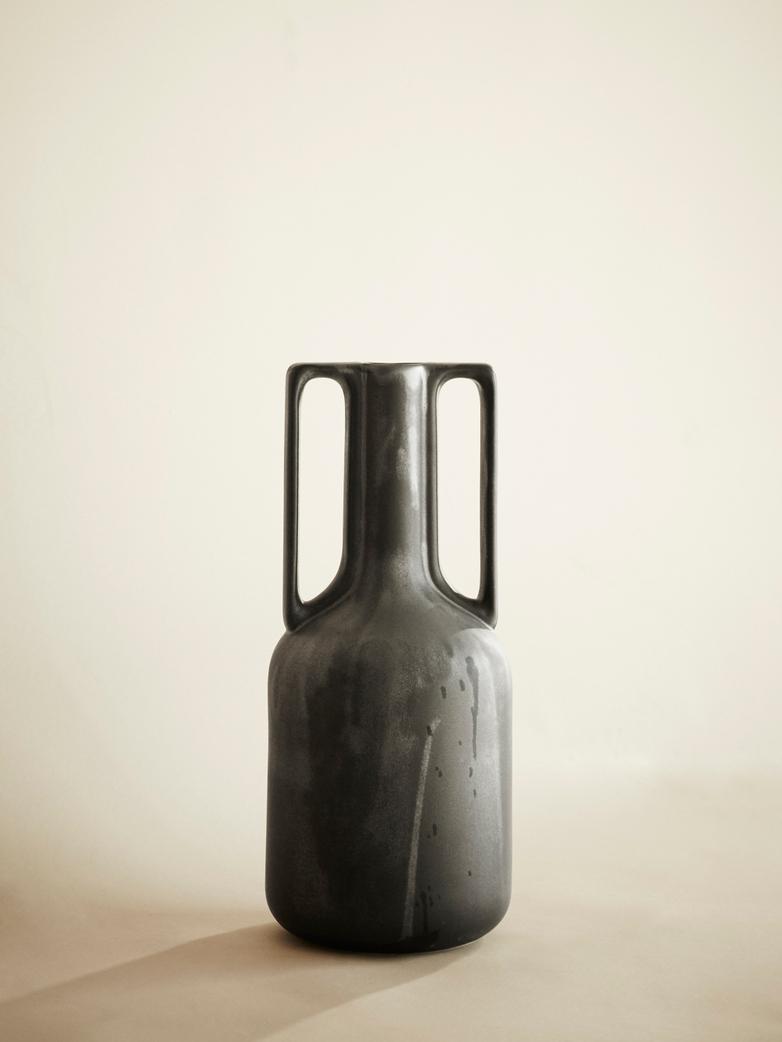 Marula Ceramic Vase with Handle