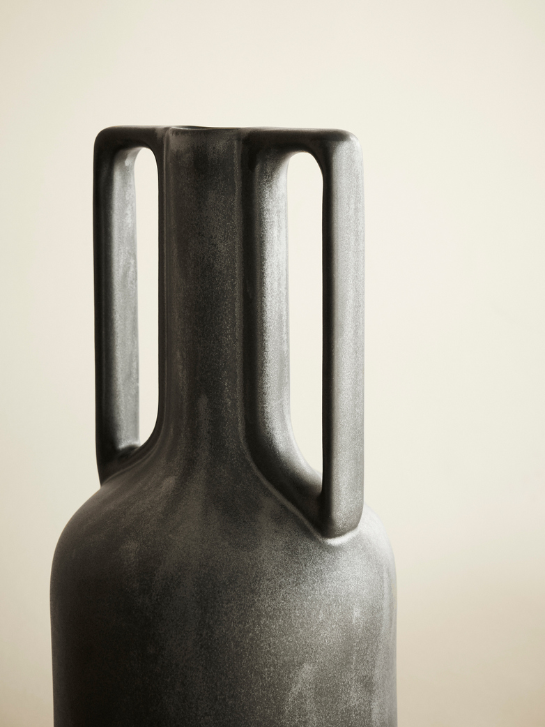 Marula Ceramic Vase with Handle