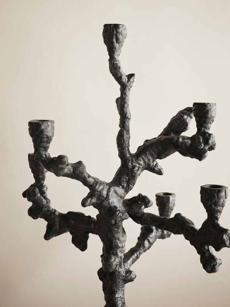 Myst Tree Candleholder