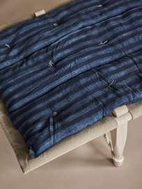 Safari Mattress – Dark Indigo Tie & Dye