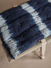 Safari Mattress – Dark Indigo Tie & Dye