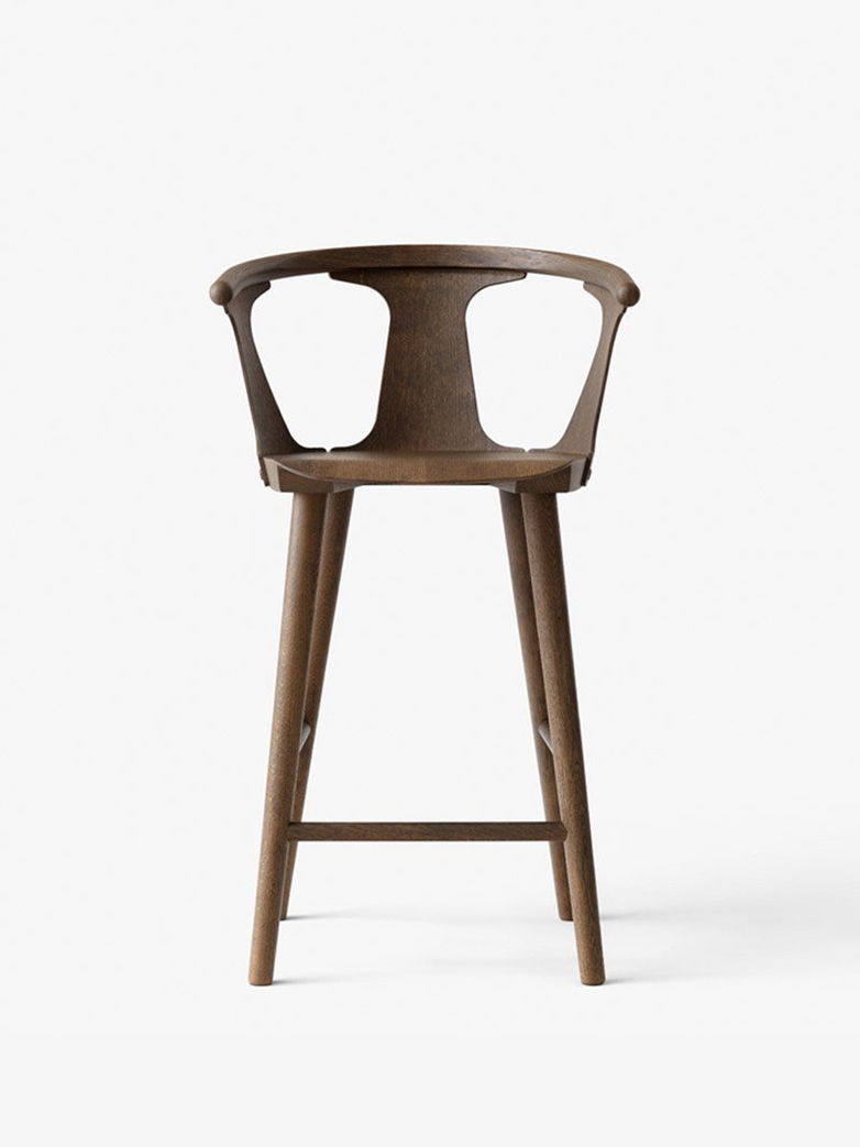 In Between Stool – Smoked Oiled Oak