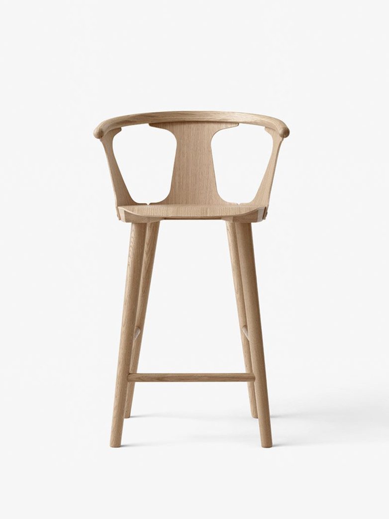 In Between Stool – White Oiled Oak