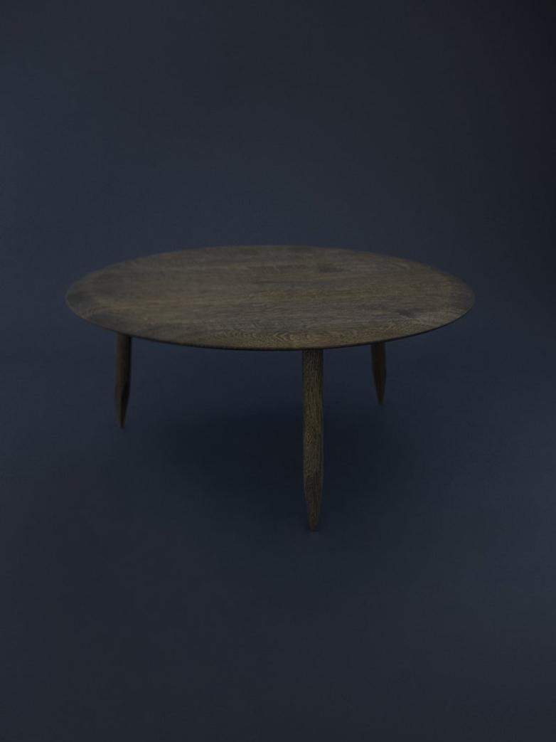 Hoof SW2 – Smoked Oiled Oak