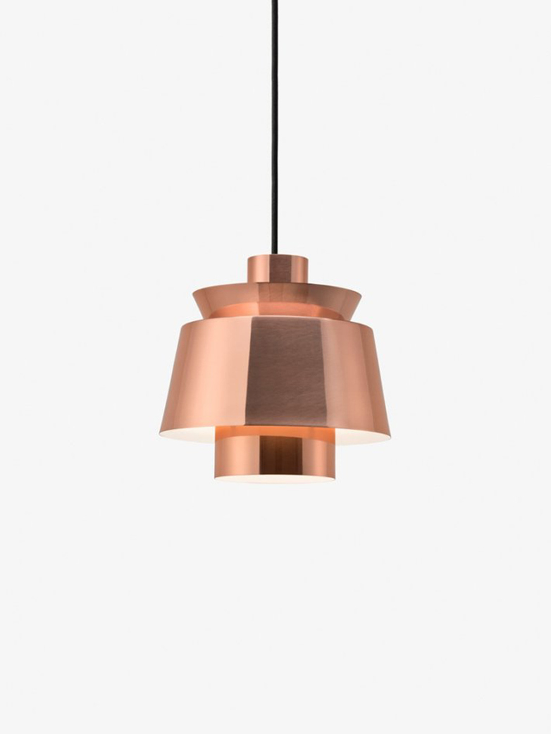 Utzon Pendant – Polished Copper