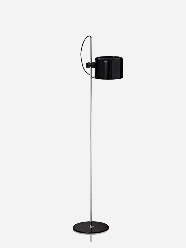 Coupé Floor Lamp 3321 – Black