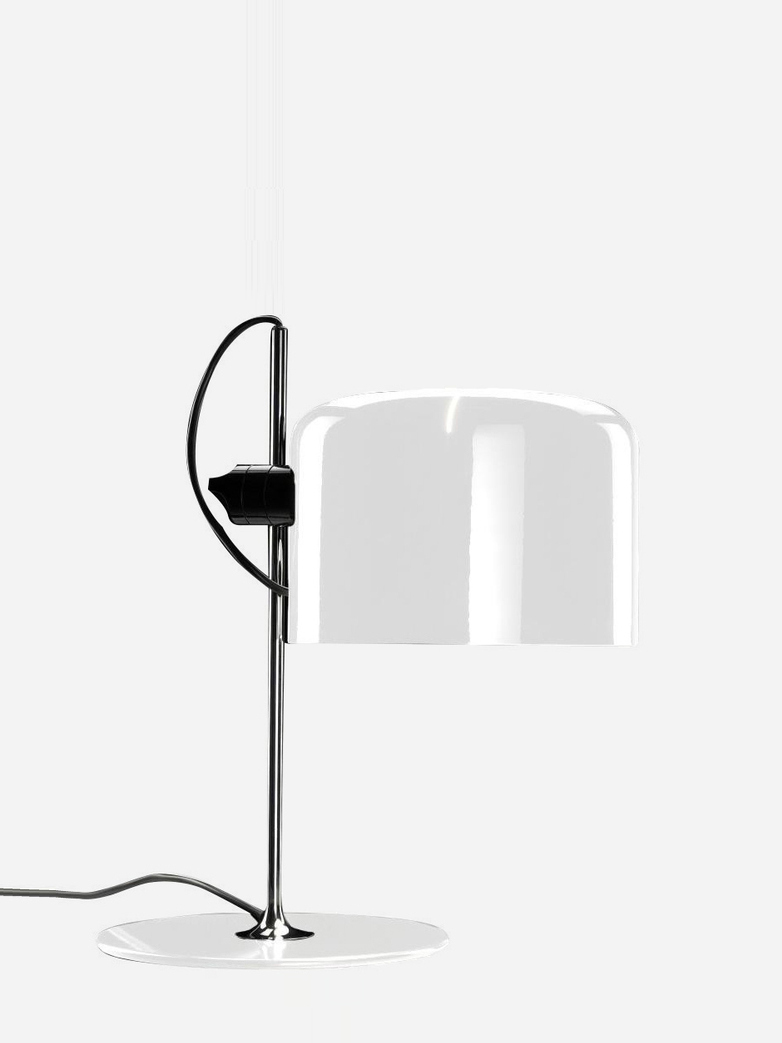 Coupé Table Lamp - White