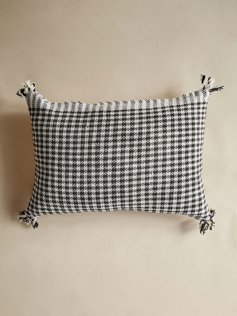 Pied de Poule Cushion – 50x70