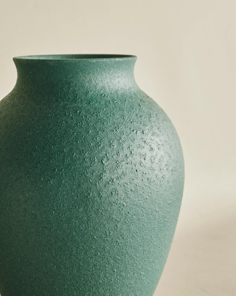 Arkona Vase – Green – Small
