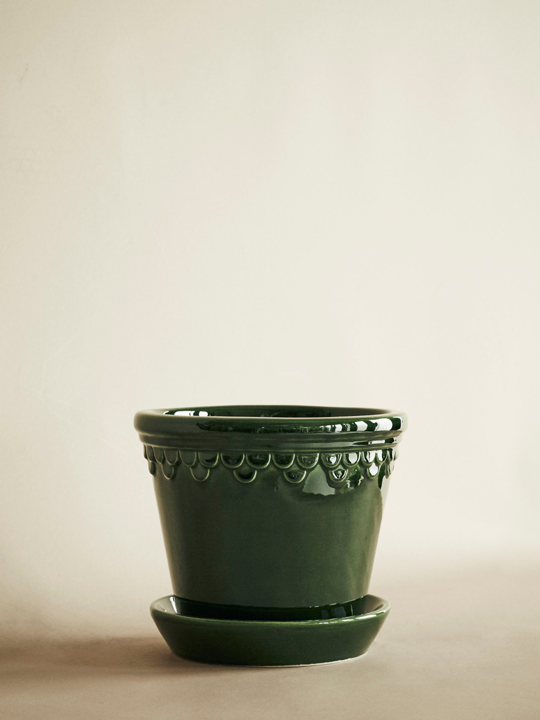 Copenhagen Pot – Green Emerald – 18 cm