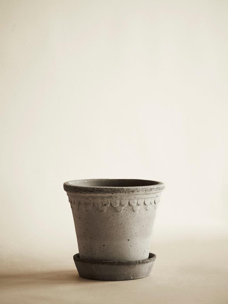 Copenhagen Pot – Grey – 16 cm