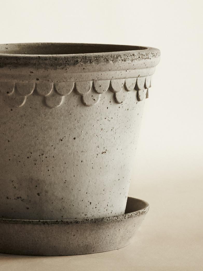 Copenhagen Pot – Grey – 18 cm