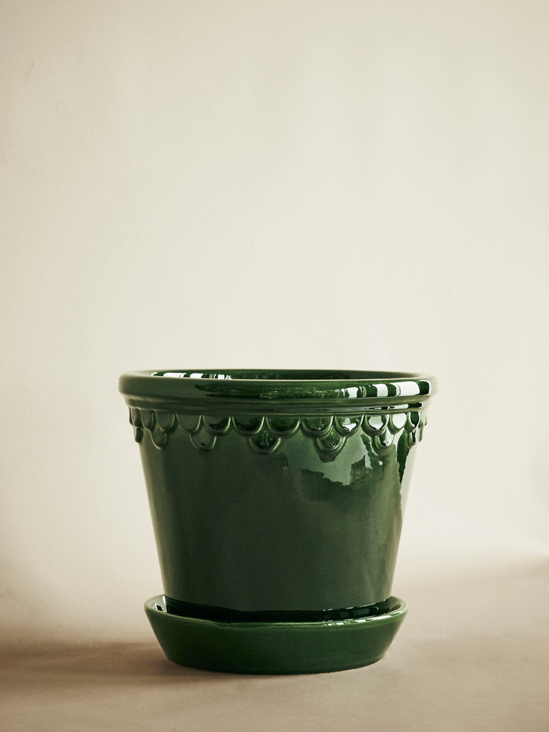 Copenhagen Pot – Green Emerald – 21 cm