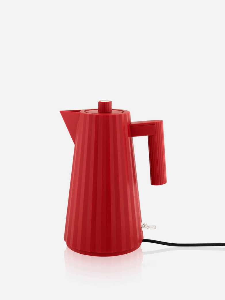 Plisse Electric Kettle – Red