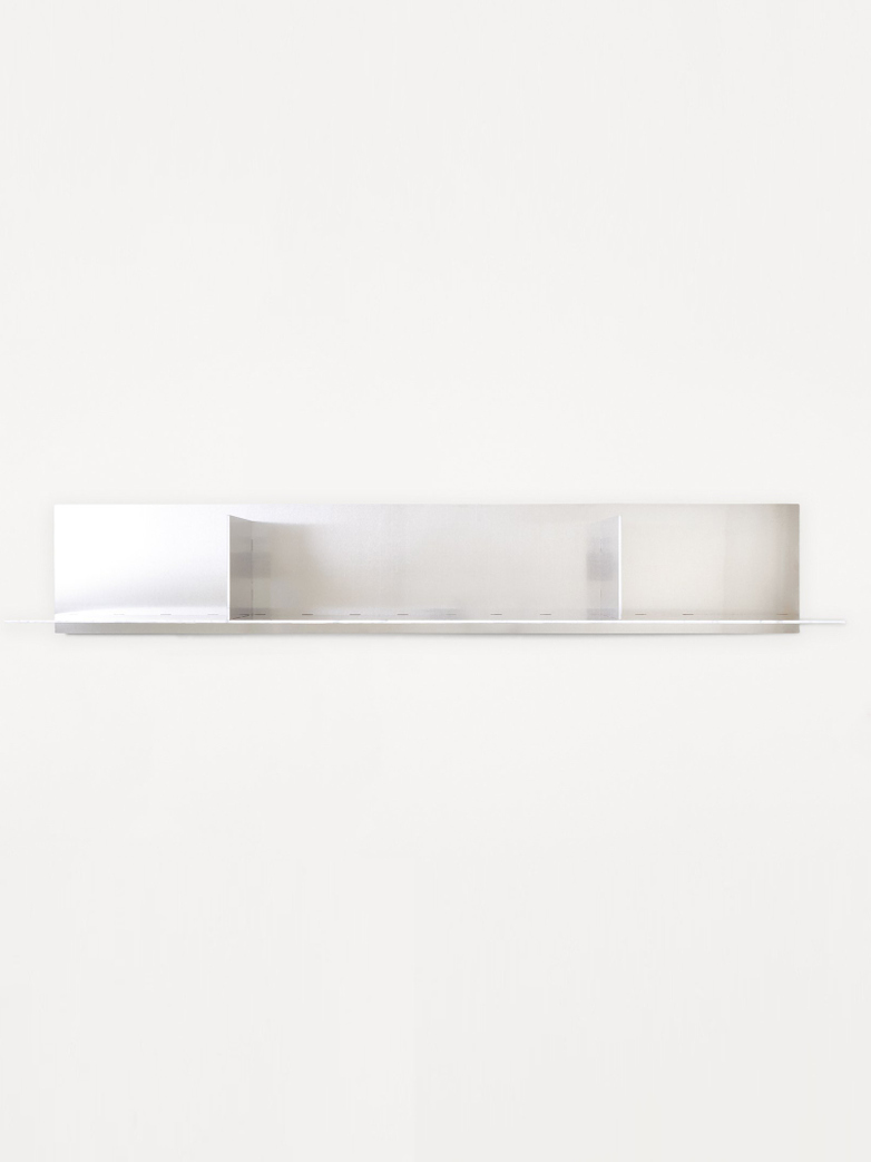 Rivet Shelf – Large - White