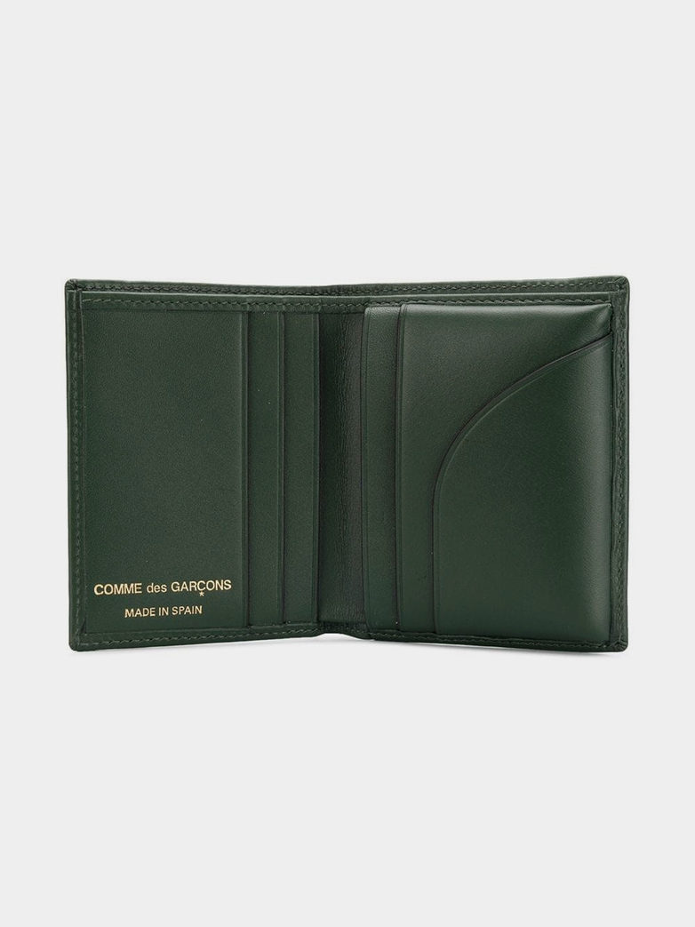 Wallet SA0641 - Classic - Bottle Green