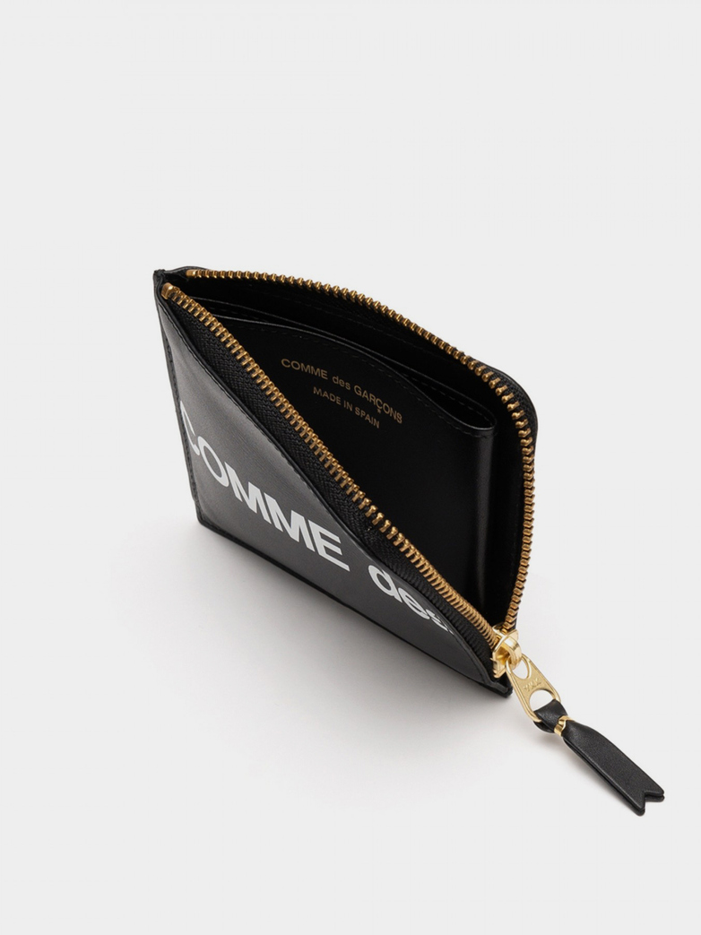 Wallet SA3100 - Huge Logo - Black