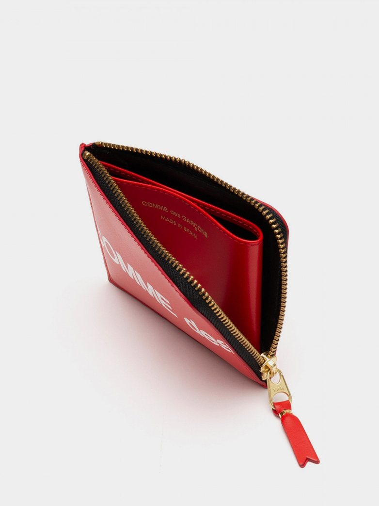 Wallet SA3100 - Huge Logo - Red