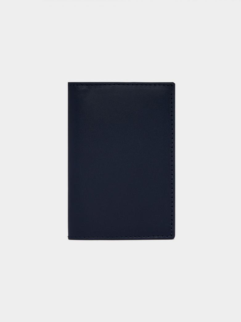 Wallet SA6400 - Classic - Navy