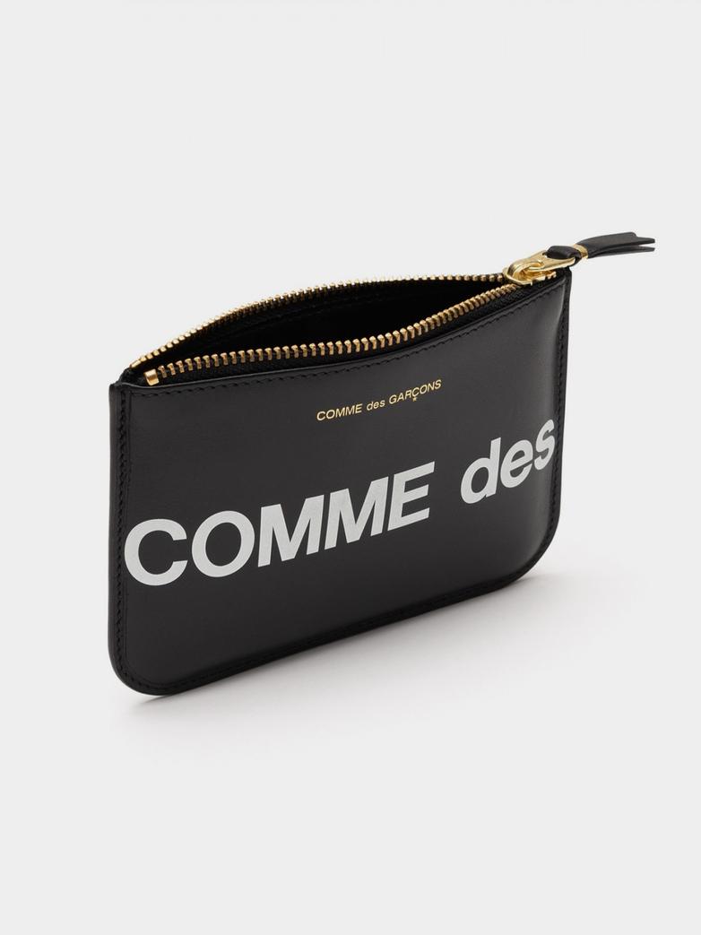 Wallet SA8100 - Huge Logo - Black