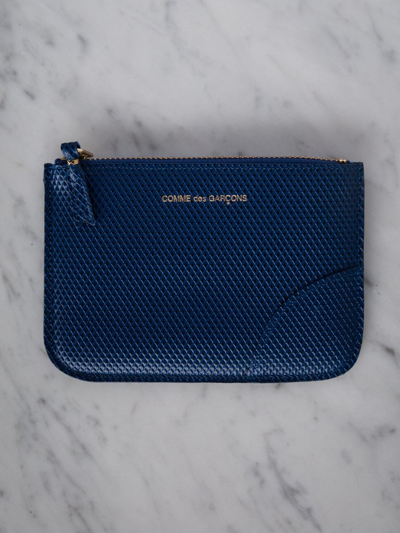 Wallet SA8100 - Luxury - Blue