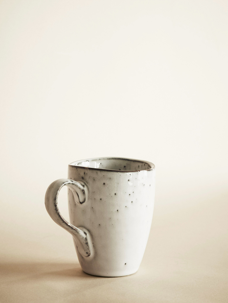 Nordic Sand Mug with Handle