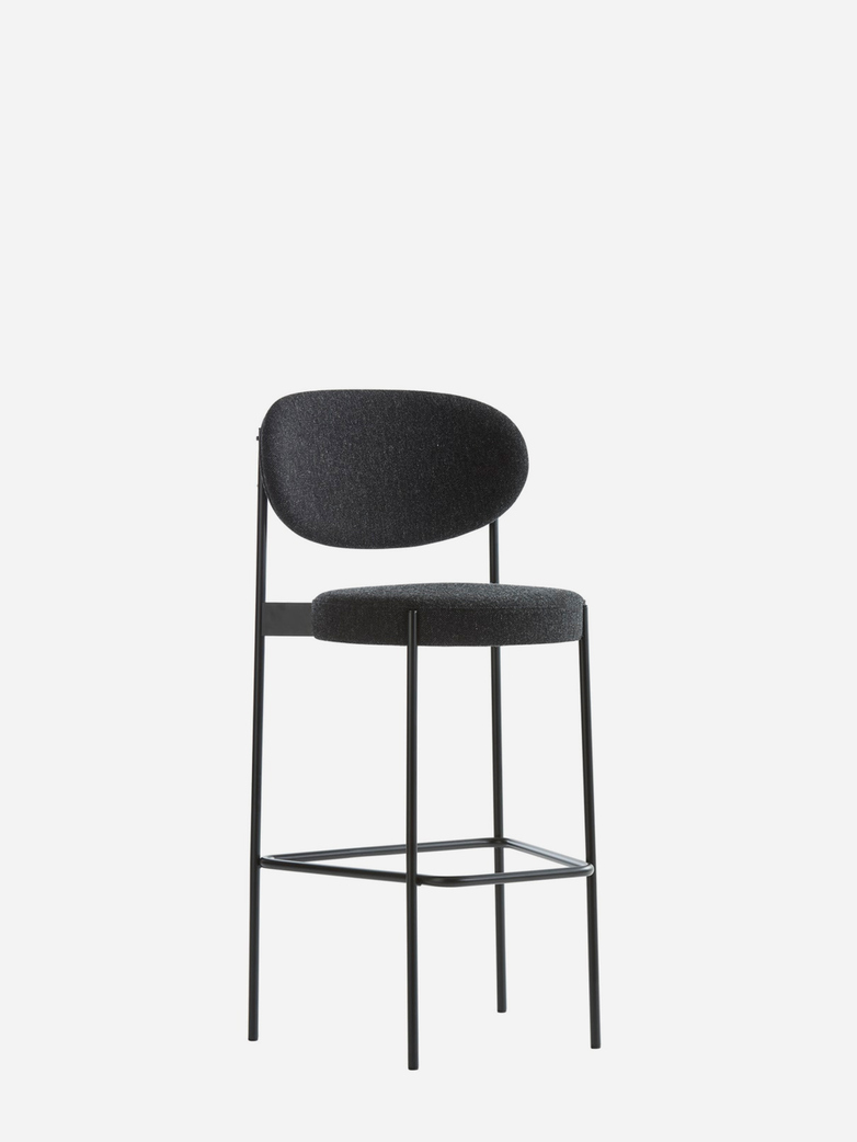 Series 430 Bar Stool – Hallingdal 65 – Black