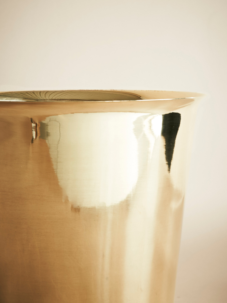 Brass Pot – Medium