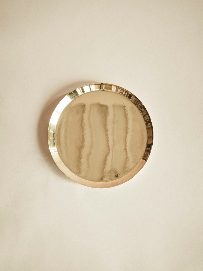 Brass Saucer – Large