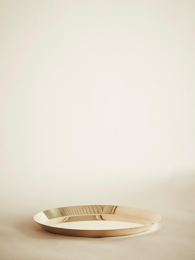 Brass Saucer – XL