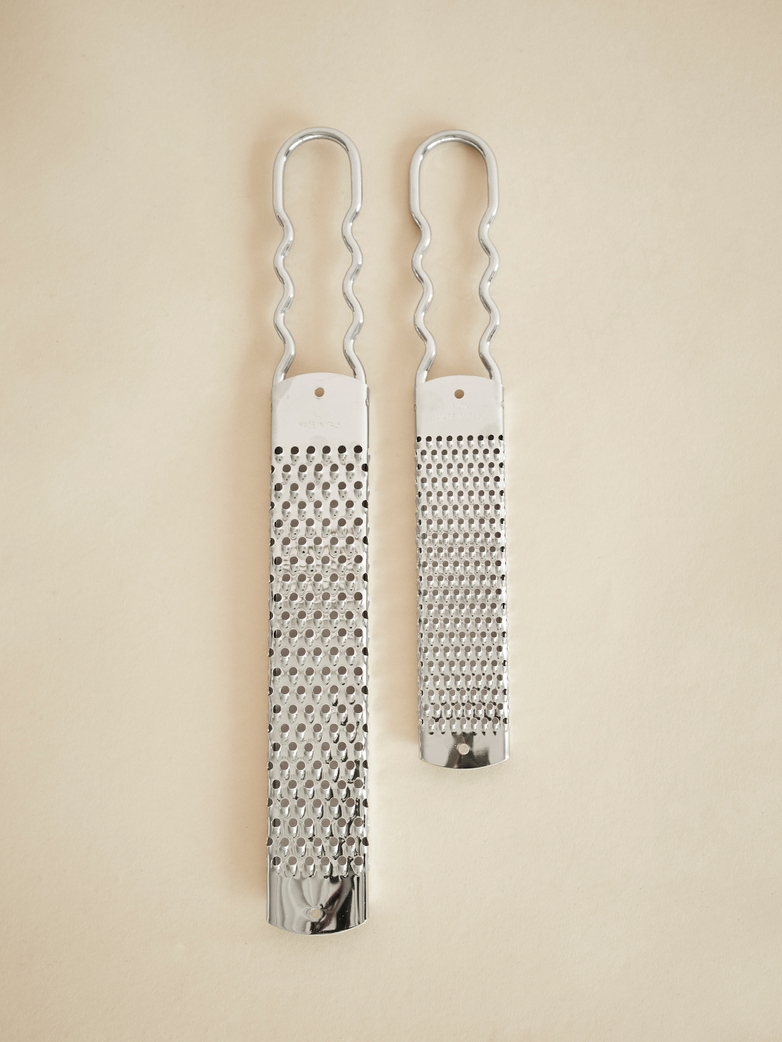 Slim Grater – Set of 2
