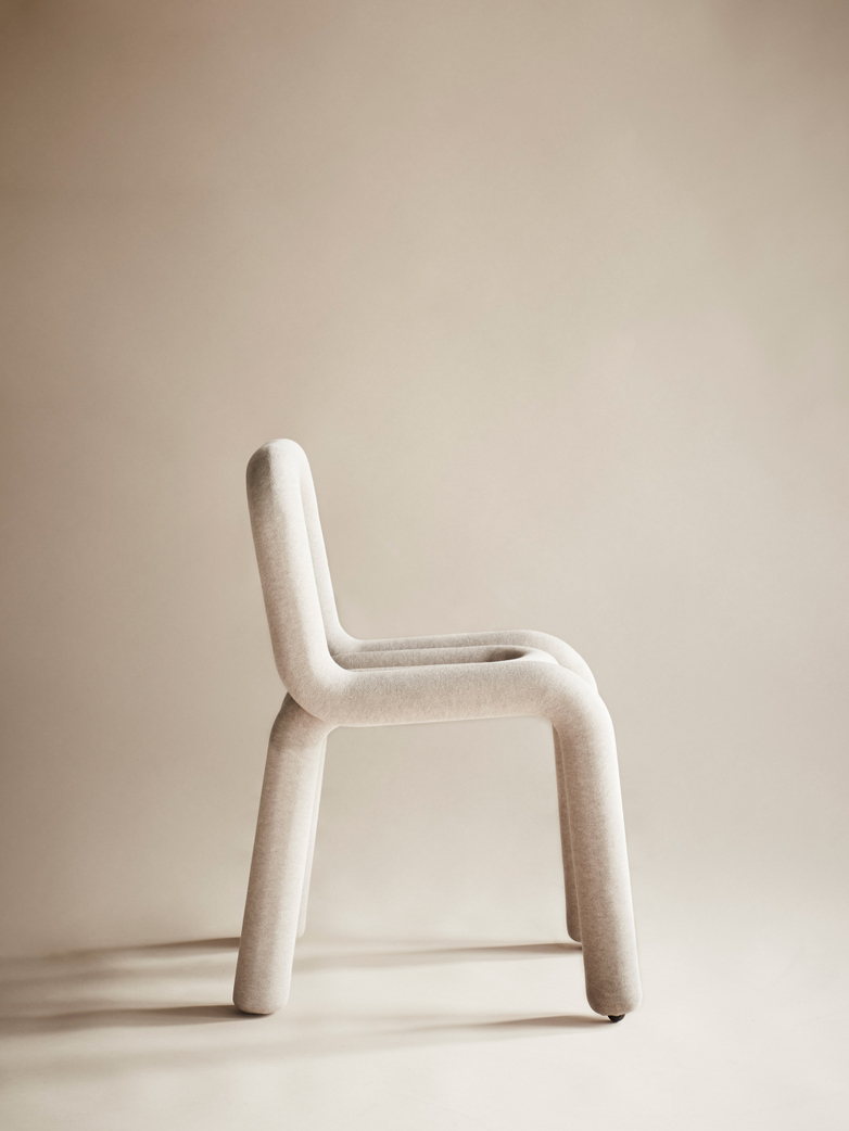 Bold Chair – Cord Beige
