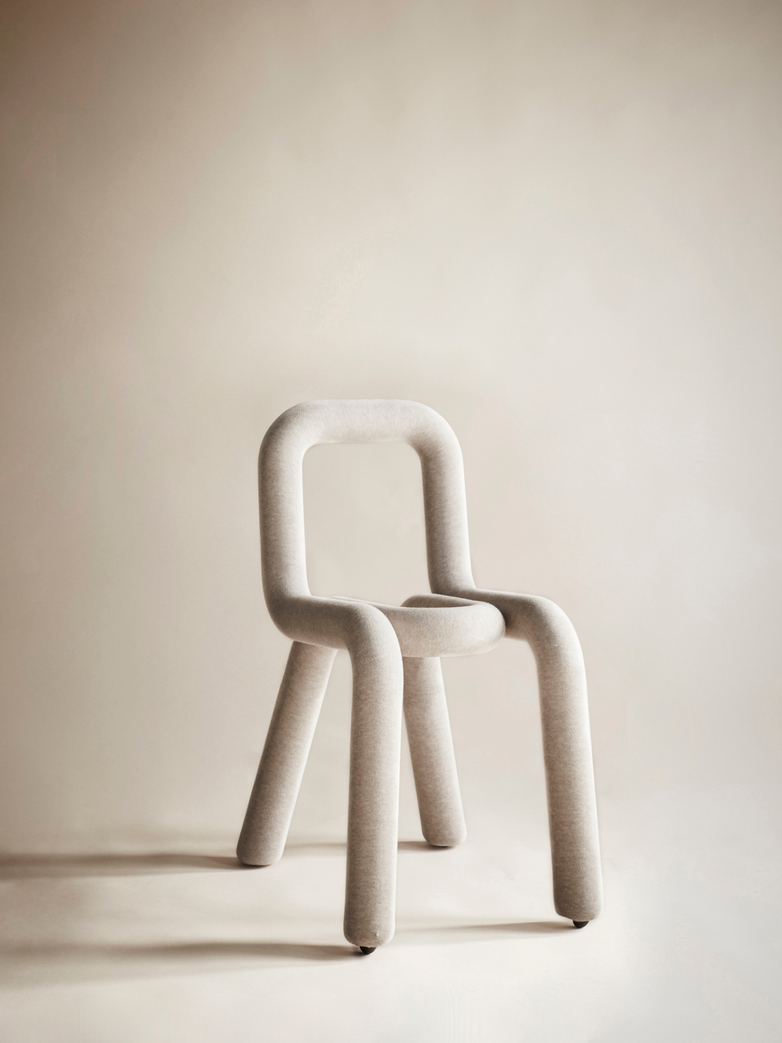 Bold Chair – Cord Beige