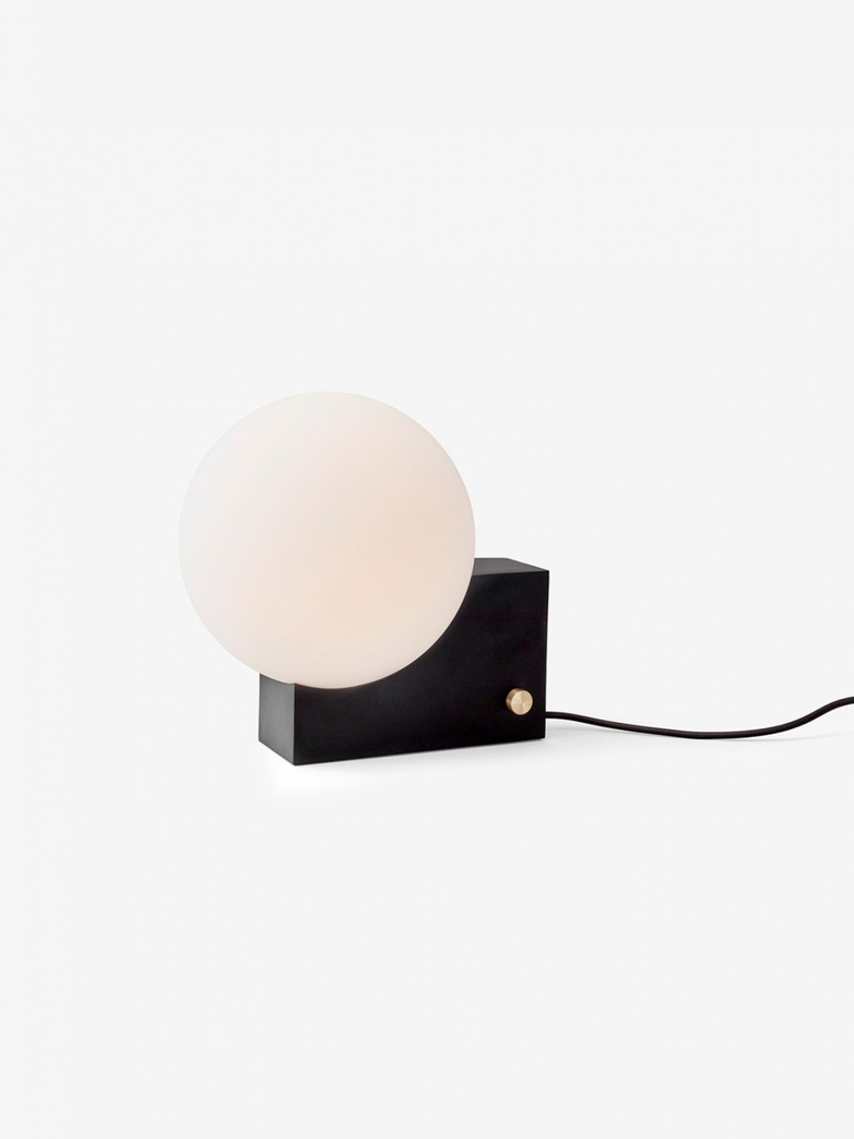 Journey Table and Wall Lamp – Black