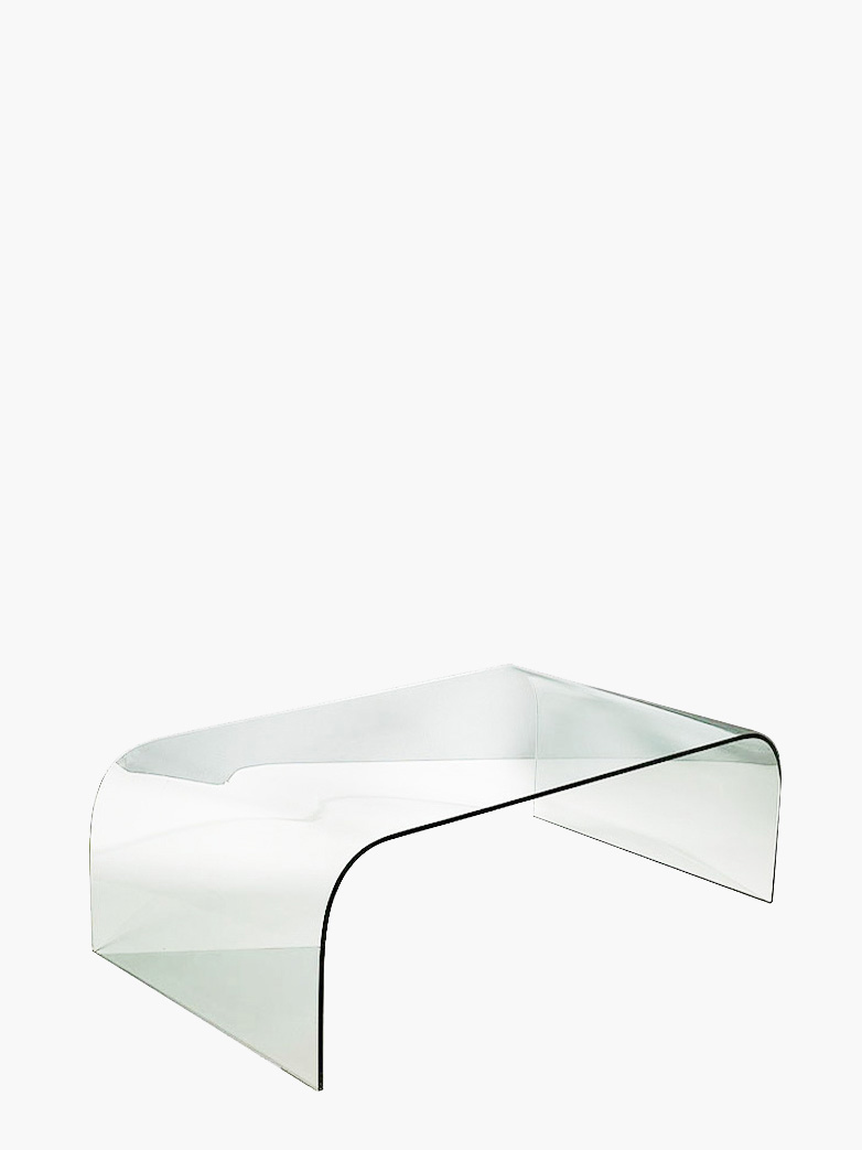 Coffee Table – Glass