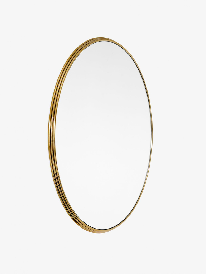 Sillon SH6 Mirror – Ø96 – Brass